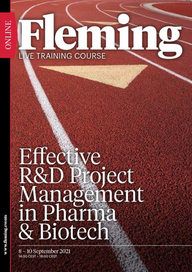 Effective R&D Management in Pharma & Biotech Training Course | Fleming