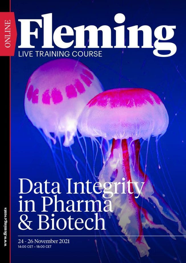 Data Integrity in Pharma & Biotech Training Course | Fleming