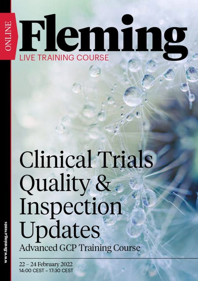 Clinical Trials Quality & Inspection Updates Training Course   Fleming