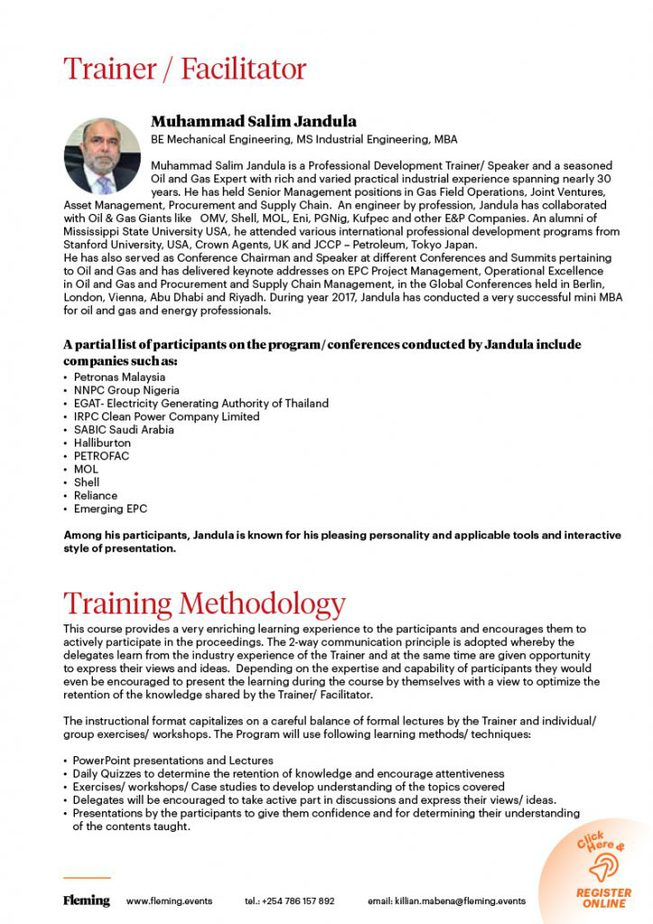 Root Cause Analysis for Oil and Gas Industry Training Course   Fleming